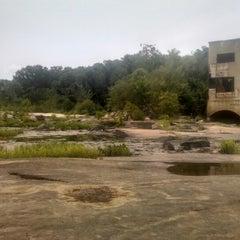 Photo taken at Rocks On The James by Scott J. on 8/8/2014