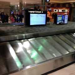 Photo taken at Baggage Claim by Walt O. on 2/25/2013