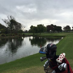 Photo taken at Costa Mesa Country Club by Ian C. on 7/9/2015