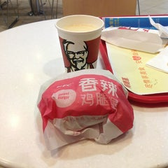 Photo taken at KFC 肯德基 by Aris S. on 12/27/2012