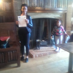 Photo taken at Sutton House by Rosa R. on 4/19/2014