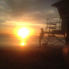 Photo taken at Oak Street Beach by Michael B. on 10/4/2014