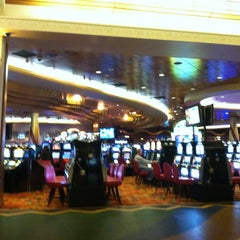 Photo taken at Odawa Casino by Donald V. on 11/3/2012