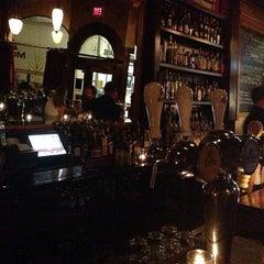 Photo taken at Washington Square Tavern by Marsh S. on 8/24/2013