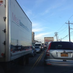 Photo taken at NJT - Bus Stop by Andrew B. on 11/16/2012