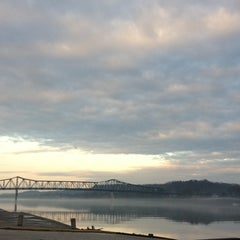 Photo taken at Harris Riverfront Park by Amy K. on 1/29/2013