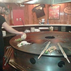 Photo taken at bd's Mongolian Grill by Veronica D. on 10/13/2012