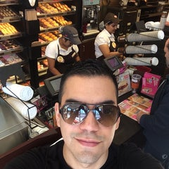 Photo taken at Dunkin' Donuts by Joshua B. on 5/5/2014