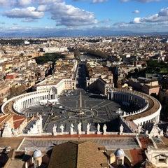 Photo taken at Città del Vaticano by Viktor V. on 2/6/2014