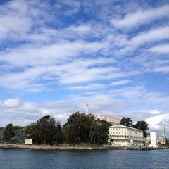 Photo taken at Alcatraz Island by Olga K. on 5/6/2013