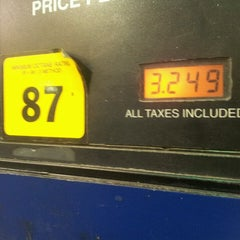 Photo taken at Sunoco gas station by Matthew O. on 4/5/2013
