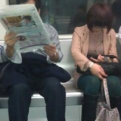 Photo taken at 大新地铁站 Daxin Metro Sta. by Iurii on 3/7/2013