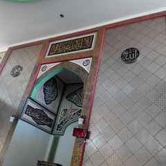 Photo taken at Masjid selapa polri by Kombor K. on 7/1/2014