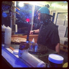 Photo taken at Crepes a la Cart by edible c. on 3/3/2015