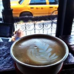 Photo taken at Café 474 by Vanessa V. on 11/18/2012