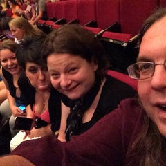 Photo taken at Victory Theatre by Samuel W. on 6/6/2014