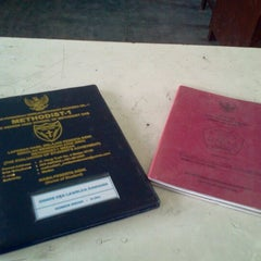 Photo taken at Perguruan Kristen Methodist 1 Medan by Anna F. on 12/15/2012
