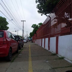 Photo taken at Corpo de Bombeiros by Ivaney S. on 2/14/2014