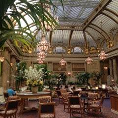Photo taken at Palace Hotel by Mary B. on 3/11/2013