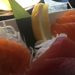 Photo taken at Sushi on Stanley by Mark W. on 9/11/2015