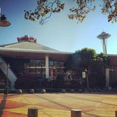 Photo taken at KeyArena at Seattle Center by Bryan W. on 10/6/2012