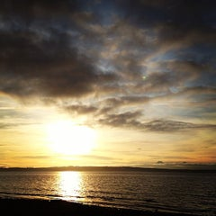 Photo taken at Edmonds Off-Leash Dog Park by Analie G. on 2/2/2013