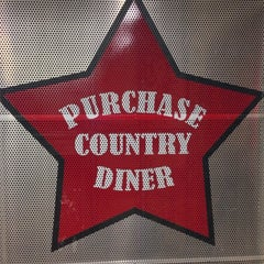 Photo taken at Purchase County Diner by Jason K. on 11/9/2014