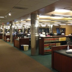 Photo taken at Catherwood Library - ILR by Chrysanthi V. on 9/17/2012
