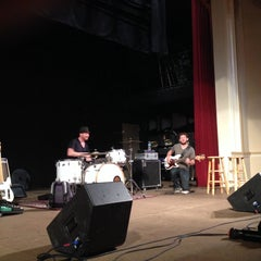 Photo taken at The Lyric Theatre by Doug C. on 6/7/2014