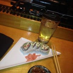 Photo taken at Mizu Sushi Steak Seafood by Doug C. on 3/18/2014