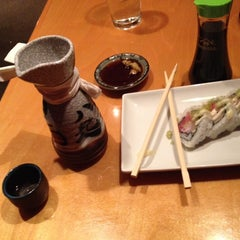 Photo taken at Mizu Sushi Steak Seafood by Doug C. on 1/8/2014