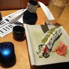 Photo taken at Mizu Sushi Steak Seafood by Doug C. on 11/20/2013