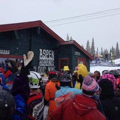 Photo taken at Cloud Nine Alpine Bistro by Michael F. on 4/13/2014