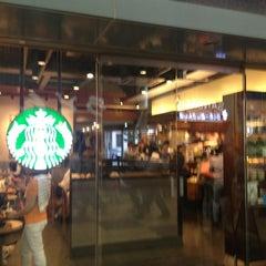 Photo taken at Starbucks Coffee なんば南海通店 by Masakazu U. on 6/21/2013