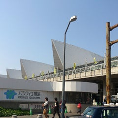 Photo taken at パシフィコ横浜 (PACIFICO YOKOHAMA) by 団長 on 5/5/2013