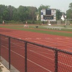 Photo taken at St. Norbert College Donald J. Schneider Stadium by Kevin S. on 7/20/2014