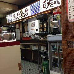 Photo taken at 肉のますゐ by Michael Y. on 12/11/2012