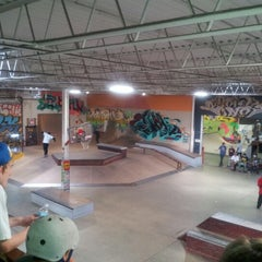 Photo taken at Cream City Skatepark by Gary T. on 9/22/2012