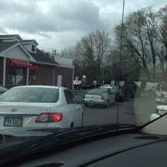 Photo taken at Dunkin Donuts by Emily F. on 5/2/2014