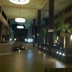 Photo taken at Sheraton Charlotte Airport Hotel by Debra C. on 5/11/2013