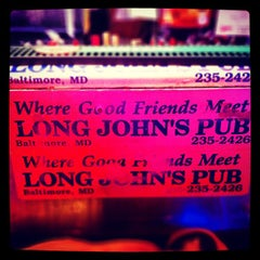 Photo taken at Long John's Pub by Steve L. on 11/7/2012