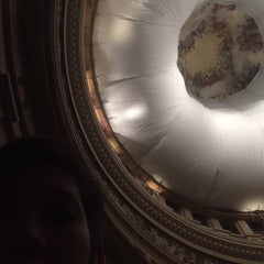 Photo taken at Rotunda of the U.S. Capitol by Janay W. on 4/20/2015
