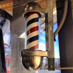 Photo taken at Goodfellas Barbershop by Richard L. on 12/27/2013