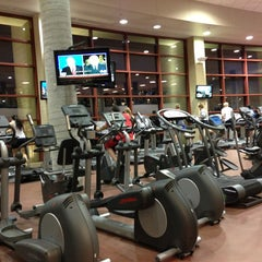 Photo taken at Ambler Student Recreation Fitness Center by Saud A. on 2/5/2013