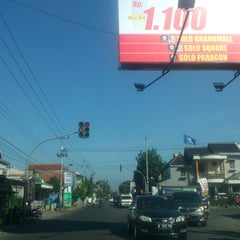 Photo taken at Jl. Dr. Radjiman by Monica W. on 7/28/2013