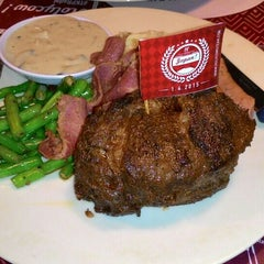 Photo taken at SteakHotel by Holycow! by Andre S. on 4/24/2015
