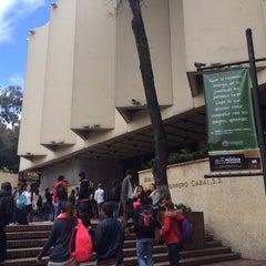 Photo taken at Pontificia Universidad Javeriana by Alejandro P. on 8/19/2014