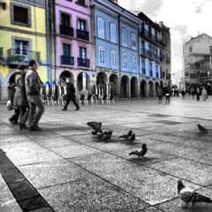 Photo taken at Avilés by Holidays A. on 3/9/2013