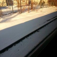 Photo taken at Amtrak/SEPTA: Newark Station by Bob K. on 1/3/2014