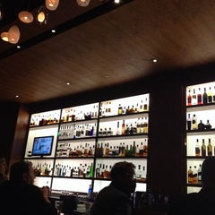 Photo taken at The Corner Office Restaurant & Martini Bar by Tim L. on 10/5/2013